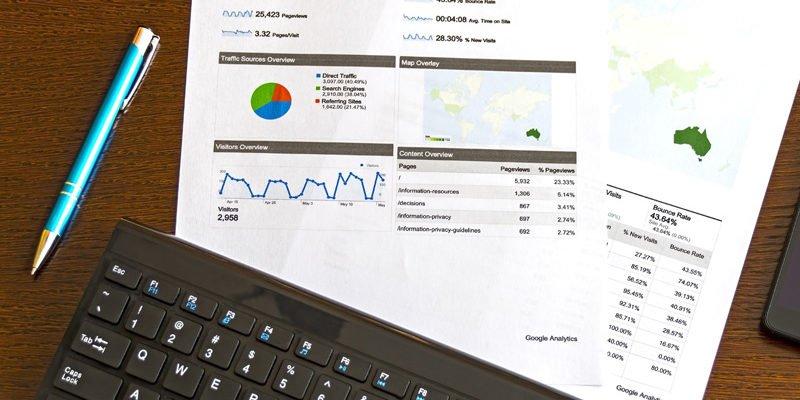 Google Analyse (Bild: Pixabay)