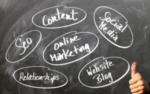 Online Marketing (Bild: Pixabay)