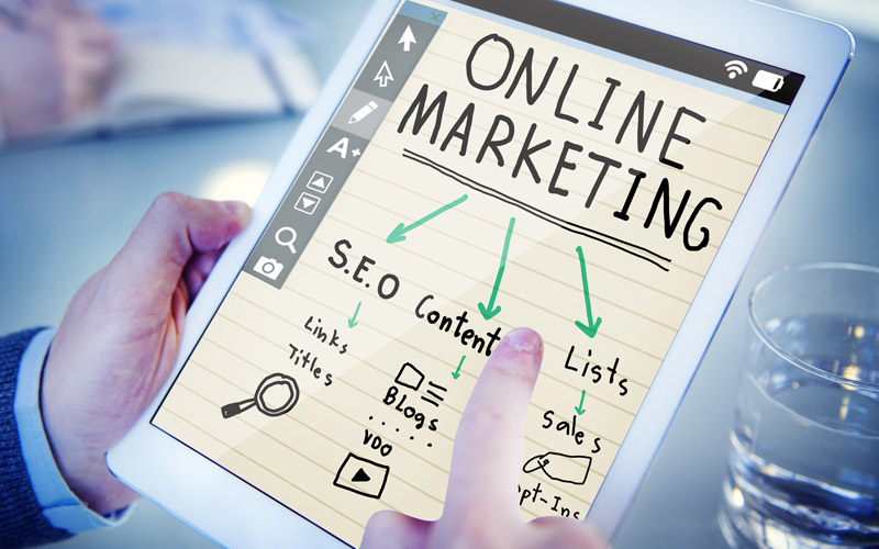 Online Marketing (Bild: Pixabay)