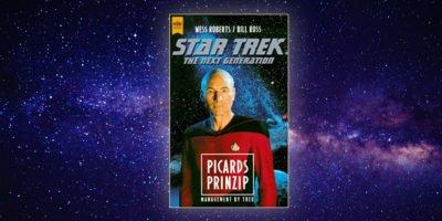 Star Trek Management Tipps: Do it like Captain Picard!
