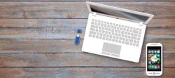 Apps gegen Papierkram auf dem Schreibtisch