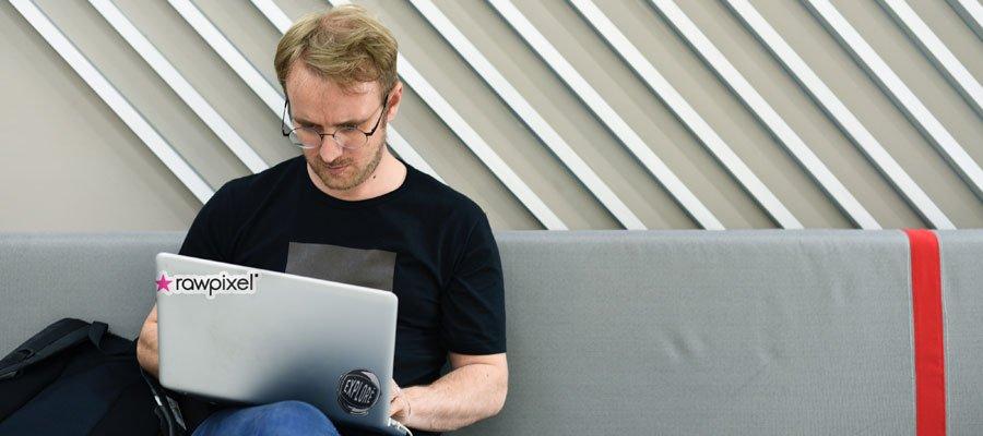 StartUp Job (Bild: Unsplash)