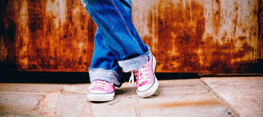 Schuhe Branding (Bild: Pixabay)