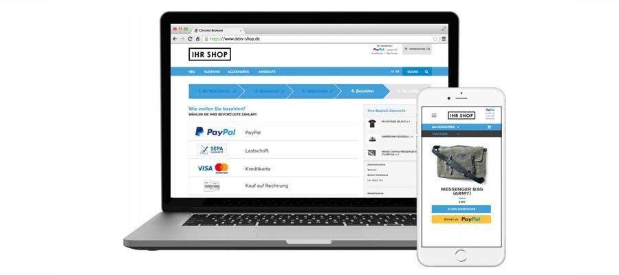 PayPal PLUS Teaser (Bild: PayPal)