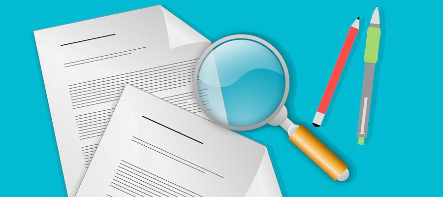 Rechnungsvorlage (Bild: Pixabay)