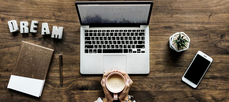 Home Office Einrichtung (Bild: Pixabay)