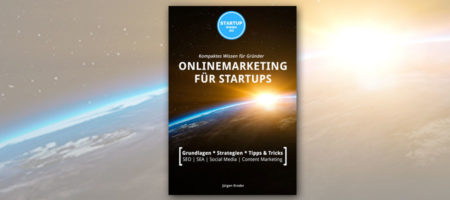 "Buch & eBook: ""Onlinemarketing für StartUps"""